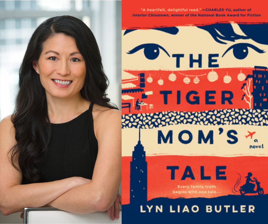 Lyn Liao Butler Tiger Mom's Tale FoxPrint Editorial